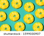 Pineapple Sliced Pattern...