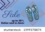 Shoe Sale Banner Template...