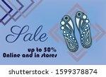 Shoe Sale Banner Template...
