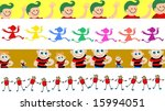 child borders | Shutterstock . vector #15994051