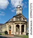 Arley Congregational Chapel, Cheltenham Road, Bristol, UK Built in 1855, now the Polish Catholic Mission