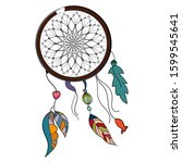 Dreamcatcher Ornate With...