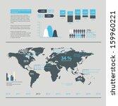 detail infographic vector....   Shutterstock .eps vector #159960221