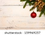 christmas background | Shutterstock . vector #159969257