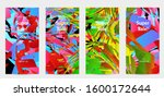 abstract social media template... | Shutterstock .eps vector #1600172644