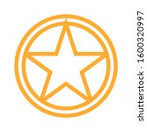star icon for web and graphic...