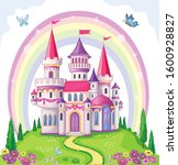 Fairy Tale Castle For Princess...