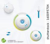 website clean sky design ...