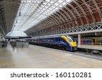 london   may 18  a train pulls...