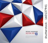 Vector Geometric Background In...