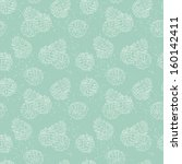 winter seamless pattern with... | Shutterstock .eps vector #160142411