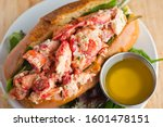 Lobster Roll. Traditional...