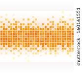abstract pixel background. | Shutterstock .eps vector #160161551