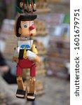 Pinocchio  Handmade Wooden...