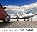 luxury transportation  | Shutterstock . vector #160186781