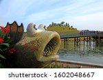 Mudskipper Sculptures  Suncheo...