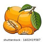 vector simple illustration of... | Shutterstock .eps vector #1602419587