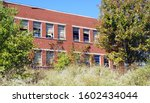 An Abandoned School On The...