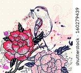 vector illustration of an... | Shutterstock .eps vector #160279439