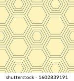 geometric seamless vector...   Shutterstock .eps vector #1602839191