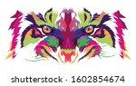 colorful vector illustration... | Shutterstock .eps vector #1602854674