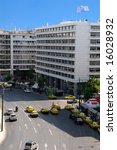 The Part Of Syntagma Square In...