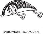 Funny Cartoon Style Fishing...