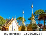 Wat Phra That Doi Tung  Chiang...