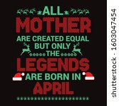 all mother are equal but... | Shutterstock .eps vector #1603047454