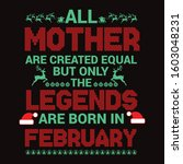 all mother are equal but... | Shutterstock .eps vector #1603048231