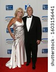 Small photo of NEW YORK - SEPTEMBER 27: Nancy Fowler (L) and Harold Goodemote attend the 2016 NASCAR Foundation Honors Gala at Marriott Marquis on September 27, 2016 in New York City.