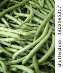 Green Beans  Vigna Radiata  Are ...