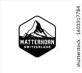Matterhorn Tallest Mountain In...