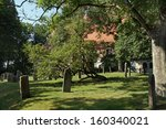 Cemetery At The Island Ruegen...