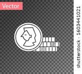 white coin for game icon...