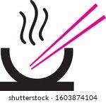 noodle bowl    Shutterstock .eps vector #1603874104