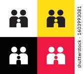 family icon illustration... | Shutterstock .eps vector #1603993081