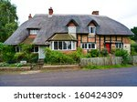 english house   Shutterstock . vector #160424309