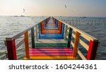 Rainbow Bridge In Thailand....