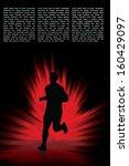 eps10 sport vector illustration | Shutterstock .eps vector #160429097