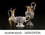 antique art objects | Shutterstock . vector #160429334