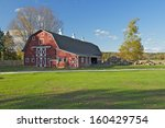 A Beautiful American Farm ...