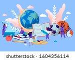 different disciplines as... | Shutterstock .eps vector #1604356114