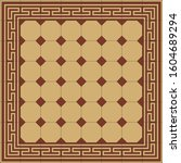 retro seamless vector pattern... | Shutterstock .eps vector #1604689294