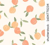 vector seamless pattern with...   Shutterstock .eps vector #1604770234