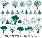 choice of 27 vector trees in a
