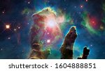The Pillars Of Creation. The...