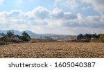 Stubble Fields In Northeast...