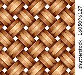 Bamboo Wood Weaving Pattern ...