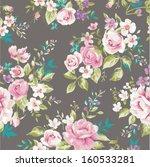 classic wallpaper seamless... | Shutterstock .eps vector #160533281